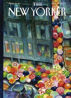 : New Yorker, Carter Goodrich