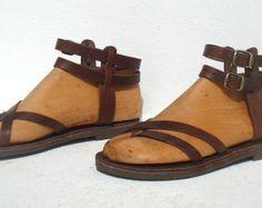 sandalen – Etsy DE