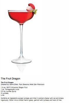 The Fruit Dragon