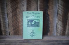 New Chronicles of Rebecca By Kate Douglas by NewFoundVintiques