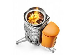 10 of the best camping gadgets  - BioLite CampStove 1  #hiking #outdoor #gear