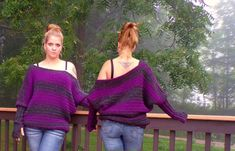 Bulky off the shoulder sweater – Woman, Mate & Mother Crochet Off Shoulder Top, Off Shoulder Sweater, Scrap Yarn Crochet, Crochet Shirt, Crochet Jacket, Crochet Woman, Crochet Patterns, Crochet Ideas, Sweater Patterns