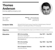 17 best cv creator images on pinterest resume design page layout
