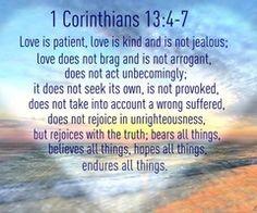 1 Cor. 13