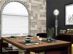 Found In TSR Category U0027Sims 3 Dining Room Setsu0027 | Sims 3 Buildingu0026objects |  Pinterest | Dining Room Sets And Sims