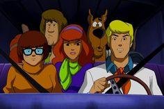 Scooby Doo sesso cartoni animati ragazze nude che squirt