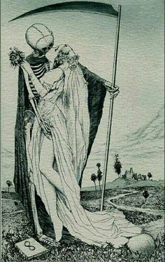 death and the maiden tattoo - Google Search