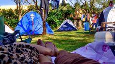PÉ DE ROLÊ: Camping Cardoso Surf