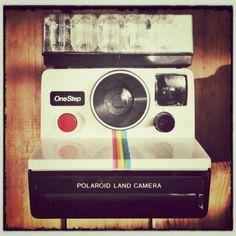 vintage camera polaroid: Buy them on kijiji or eBay print out photos after you take them! Kwik 'n' easy! Fun and unique! Been wanting one for 3 years! Awesome!!!!!! <3