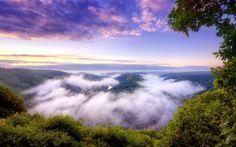 Fantastic Panorama  HD Widescreen Wallpaper