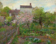 Robert William Vonnoh painting