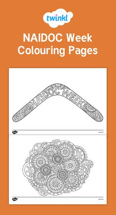 These lovely colouring sheets feature images related to NAIDOC Week. Great for a variety of activities, you can use them to reinforce fine motor skills, as inspiration for independent writing, or just for fun! Try putting the finished pictures up on display, or send them home for the parents.