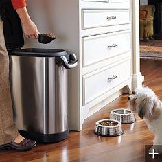 simplehuman® Airtight Pet Food Storage Bin