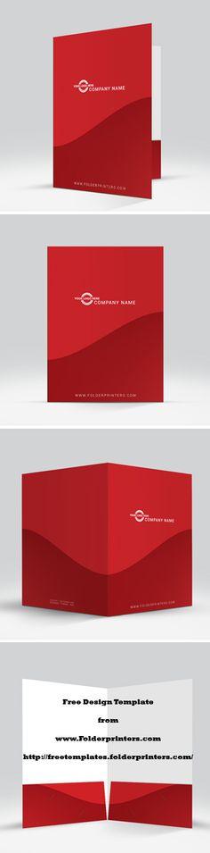 Corporate presentation folder presentation folder and presentation flashek Gallery