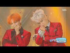 BIGBANG(GD&T.O.P) - '쩔어 (ZUTTER)' 0809 SBS Inkigayo - YouTube