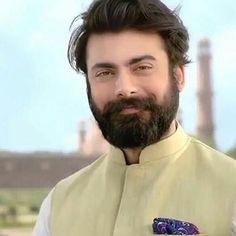#FawadKhan in new look for ramzan. #fawad #heartthrob #superstar #newlook #ramzan #beard #handsome #hunk #apniisp