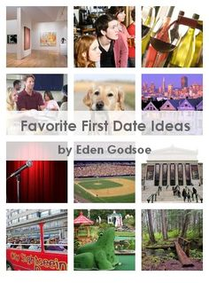 Great First Date Ideas!!