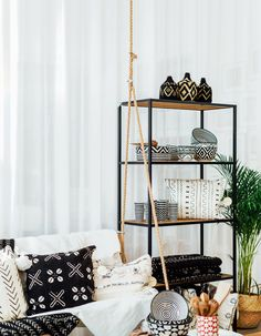 Onlineshop - Where bohemian style is at home Bohemian Style, Ladder Decor, Concept, Style Inspiration, Store, Interior, Home Decor, Decoration Home, Room Decor