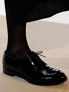 scarpe oxford Rochas
