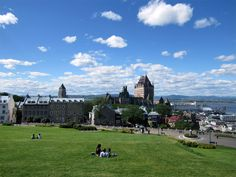 8 Places to Visit in Quebec City · Kenton de Jong Travel -Château Frontenac http://kentondejong.com/blog/8-places-to-visit-in-quebec-city