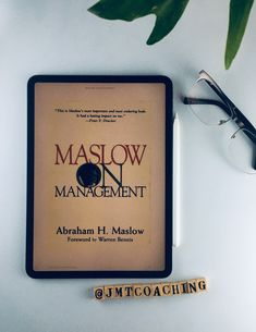 Books to Read - Maslow on Management by Abraham Maslow Abraham Maslow, Manila Philippines, Book Recommendations, Books To Read, Coaching, Management, Reading, My Love, Word Reading