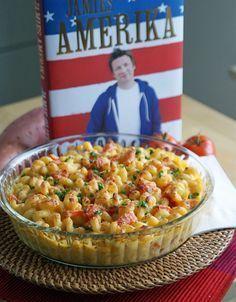 Killer Mac and Cheese (Jamie Oliver) (American Bbq Recipes) #Jamiesveganandvegetarianrecipes
