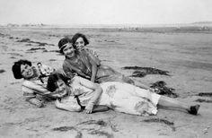 Vintage Beach Fun!