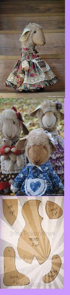 mouton ....reépinglé par Maurie Daboux ❥•*`*•❥