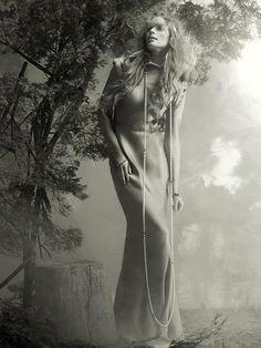 by Alexi Lubomirski for Vogue Deutsch July 2009
