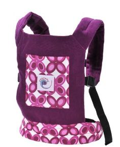 Amazon.com: ERGO Baby Doll Carrier - Mystic Purple: Baby. I think my baby and I need the matching ones!