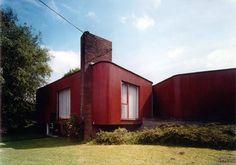 Maison Michaux, Saint-Symphorien, 1958-1959 - Jacques Dupuis © Marie-Françoise Plissart