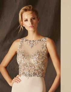 Perfect For Bridesmaids, Parties & Stylish Celebrations – The 2017 Cocktail Collection By Pronovias   Love My Dress® UK Wedding Blog + Wedding Directory Dresses Uk, Pretty Dresses, Long Formal Gowns, Formal Dresses, Pronovias, Pink Cocktail Dress, Mermaid Evening Dresses, Evening Outfits, Bridesmaid Dresses