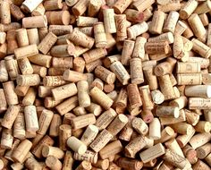 Supply of wine corks if you haven't had time to drink enough wine.