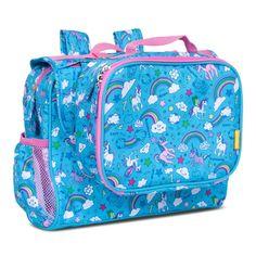 5 Kids, Children In Need, Unicorn Pattern, Kids Backpacks, Sleepover, School Bags, Diaper Bag, Shoulder Strap, Lunch Box