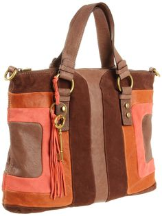 Fossil Quinn Satchel - this bag is sooo awesome!
