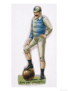 Soccer Art at AllPosters.com