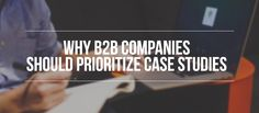 A recent report has cited case studies as the most effective content format. Findings from the Content Marketing Benchmarking Report… Prioritize, Lead Generation, Enough Is Enough, Appointments, Case Study, Content Marketing, Business, Store, Inbound Marketing