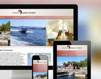 Full responsive HTML5/CSS3 Webdesign http://www.stilknecht.de/angeltouren-knaack-website-design/