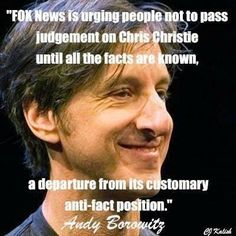 """Interesting, considering Fox """"News"""" passes harsh judgment on anyone or anything that differs from republican ideology EVERY SINGLE FREAKING DAY, 24/7.  They report, the intelligent ignore."""