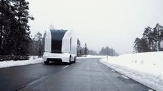 Einride's autonomous trucks will be Nvidia-powered, and deliveries start this fall  ||  Einride's T-pod all-electric, self-driving transport vehicle will use the Nvidia Drive AI platform to provide its autonomous smarts, the Swedish technology company revealed today. Einride als… https://techcrunch.com/2018/03/28/einrides-autonomous-trucks-will-be-nvidia-powered-and-deliveries-start-this-fall/?utm_campaign=crowdfire&utm_content=crowdfire&utm_medium=social&utm_source=pinterest