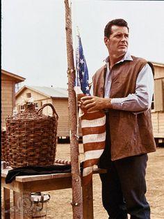 James Garner--The Great Escape. LOVE