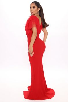 Fashion Dresses, Formal Dresses, Red, Fashion Show Dresses, Dresses For Formal, Formal Gowns, Black Tie Dresses, Gowns, Trendy Dresses
