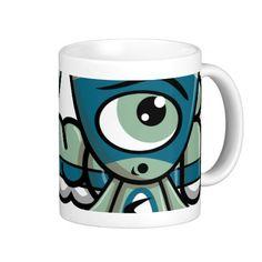 Cyclops, Cool Logo, Characters, Mugs, Cool Stuff, Tableware, Dinnerware, Figurines, Tumblers