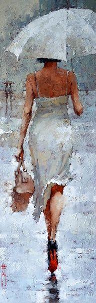 Andre Kohn - Stilettos, Series #22