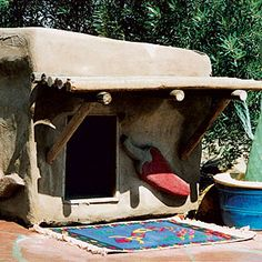 DOG HOUSE – 13 fun and functional doghouses | Creative doghouse designs | Sunset.com