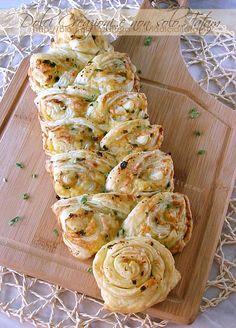 Spiga di sfoglia aglio e groviera | scuola di cucina
