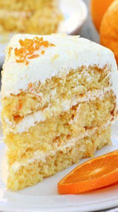 Just Deserts Sweet Treats You Deserve| Serafini Amelia| Pineapple Orange Cake