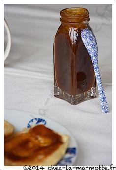Sirop de citrouille aux épices (cadeaux gourmands # 2) | Marmotte cuisine !