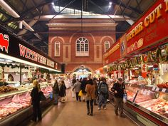 St. Lawrence Market is one of the best in the world.   Community Post: 40 Reasons To Move To Toronto