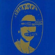 SexPistols: 'God Save The Queen': picture sleeve single 1977